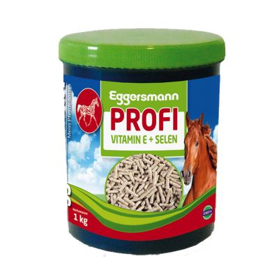Eggersmann Profi Vitamin E + Selen - Sparpaket 2 x 1 kg