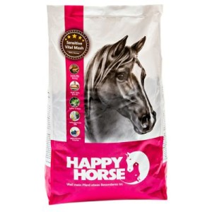 Happy Horse Sensitive Vital Mash - Sparpaket: 4 x 7 kg