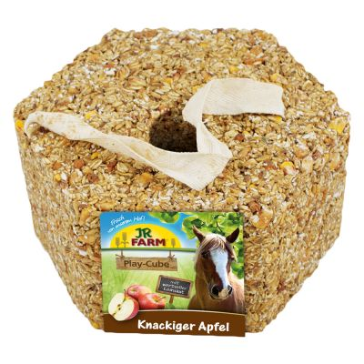 JR Horse Play-Cube - Knackiger Apfel (1750 g)