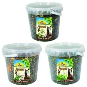 JR Paket Vital-Herbs - 3 x 250 g gemischt