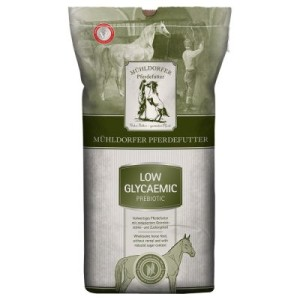 Mühldorfer Low Glycaemic prebiotic - 2 x 15 kg