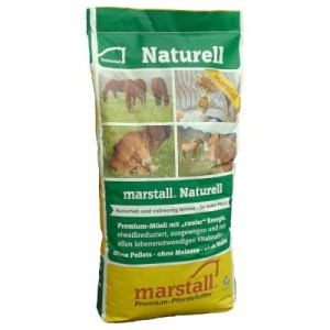 Marstall Naturell - 2 x 15 kg