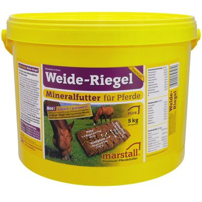 Marstall Weide-Riegel - 4 x 5 kg