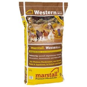 Marstall Western Struktur-Müsli - 20 kg