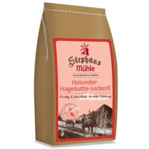 Vorratspaket: Stephans Mühle Pferdeleckerlis 15 x 1 kg - Apfel