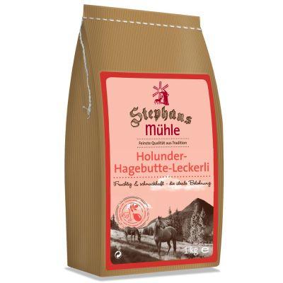 Vorratspaket: Stephans Mühle Pferdeleckerlis 15 x 1 kg - gemischtes Paket aus 5 verschiedenen Sorten