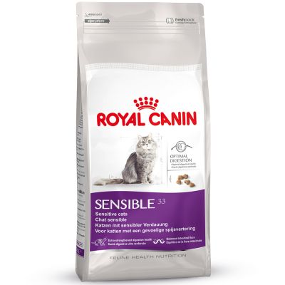 ★ Best-Price Paket Royal Canin Sensible/Indoor ★ - Futter & Spielzeug