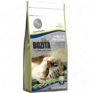10 kg Bozita Feline + 6 x 190 g Bozita Nassfutter gratis! - Diet & Stomach - Sensitive