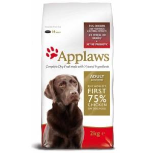 12 kg + 3 kg gratis! 15 kg Applaws - Puppy Huhn Kleine & Mittelgroße Rassen (15 kg)