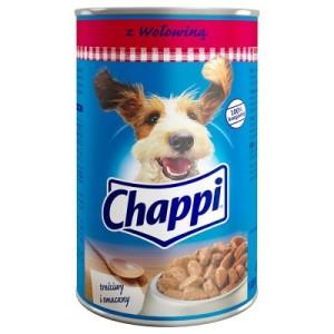 12 x 1200 g Chappi - Rind & Geflügel