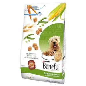 15 + 3 kg gratis! 18 kg Beneful Bonusbag - Original Rind & Gemüse