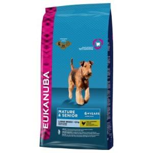 2 bzw. 3 kg gratis! 12 kg/15 kg Eukanuba - Puppy Large Breed Huhn (12 + 3 kg)