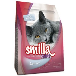 2-fach Bonuspunkte: 10 kg Smilla Trockenfutter - Kitten