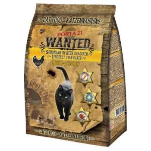 2 kg Porta 21 Wanted + 6 x 70 g Porta 21 im günstigen Set - Wanted Huhn