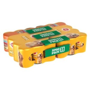 24 x 385 g Pedigree Jumbo Mix Gelee - 24 x 385 g