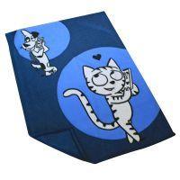 4 kg Happy Cat + Kuscheldecke gratis! - La Cuisine Ente