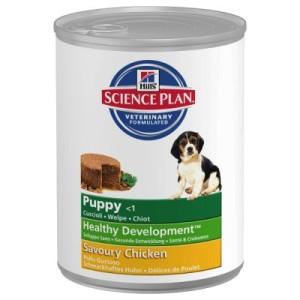 5 + 1 gratis! 6 x 370 g Hill's Canine - Adult Rind