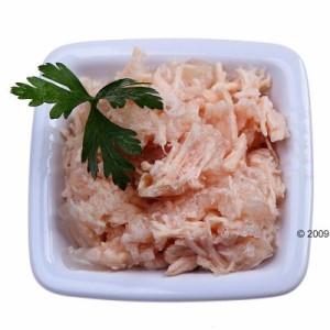 5 + 1 gratis! 6 x 85 g Schesir in Gelee - Thunfisch mit Garnelen