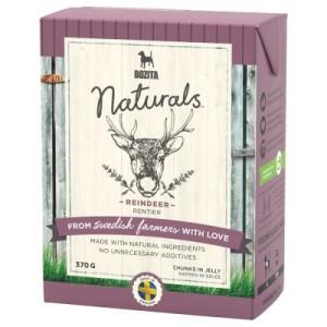 6 x 370 g Bozita Naturals Häppchen im Mix Probierpaket - Mix