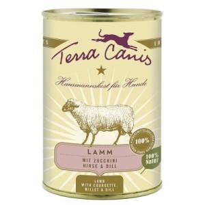 6 x 400 g Terra Canis im gemischten Probierpaket Menü