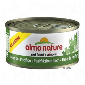 6 x 70 g Almo Nature