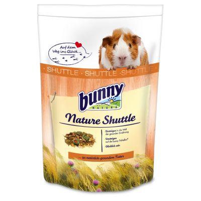 600 g Bunny Nature Shuttle + 4 kg Bunny MeerschweinchenTraum - 4 kg