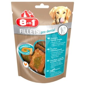8in1 Fillets Pro Breath 80 g - Größe S