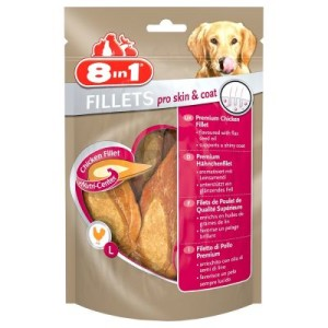 8in1 Fillets Pro Skin & Coat 80 g - Größe S