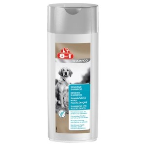 8in1 Shampoo Sensitive - 2 x 250 ml