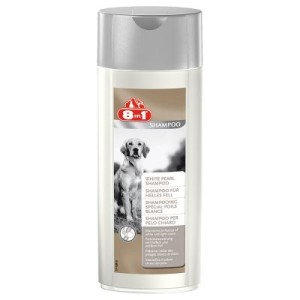 8in1 Shampoo White Pearl - 2 x 250 ml