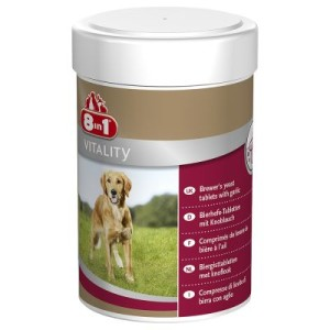 8in1 Vitality Bierhefe - 260 Tabletten