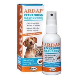 ARDAP Zeckenbiss Nachsorge Spray - 2 x 75 ml