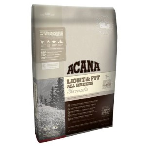 Acana Light & Fit - Sparpaket: 2 x 13 kg