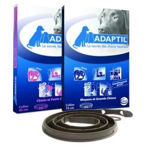 Adaptil Beruhigungshalsband für Hunde - für Welpen und kleine Hunde (45 cm)