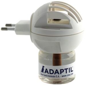 Adaptil Zerstäuber + Flakon 48 ml (Happy Home Start-Set) - 1 Monats-Nachfüllflakon 48 ml
