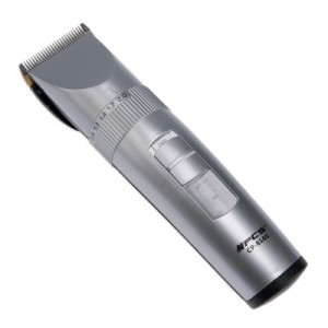 Akku Schermaschine Pet Clipper CP-6160 - Komplettset (Handgerät und 4 Aufsteckkämme)