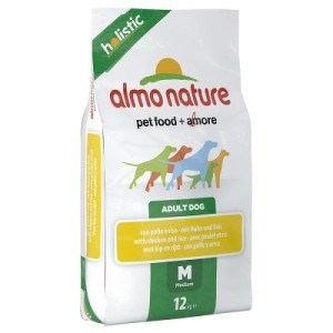 Almo Nature Adult Huhn & Reis Medium - 12 kg