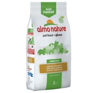 Almo Nature Anti Hairball Huhn & Reis - Sparpaket: 2 x 2 kg