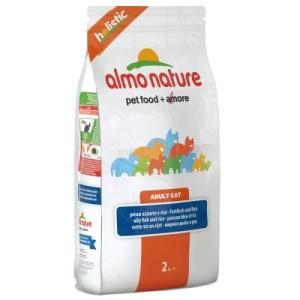 Almo Nature Holistic Fettfisch & Reis - 2 kg