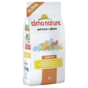 Almo Nature Holistic Huhn & Reis - Sparpaket: 2 x 12 kg