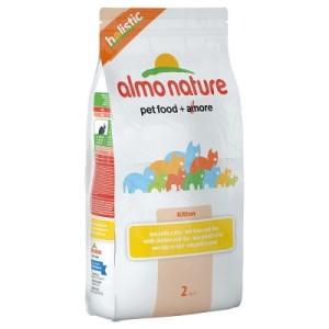 Almo Nature Holistic Kitten Huhn & Reis - Sparpaket: 2 x 12 kg