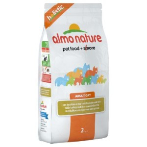 Almo Nature Holistic Truthahn & Reis - 2 kg