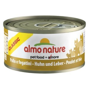 Almo Nature Legend 1 x 70 g - Thunfisch & Garnelen