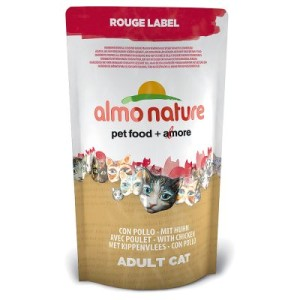Almo Nature Rouge Label The Alternative Adult Huhn - 3
