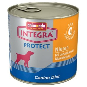 Animonda Integra Protect Nieren - 6 x 600 g
