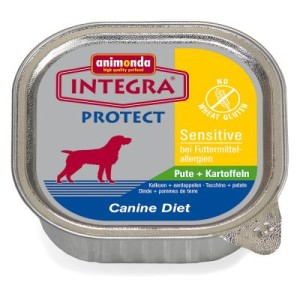 Animonda Integra Sensitive - 24 x 150 g Pute & Kartoffel