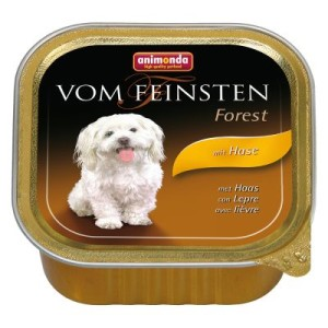 Animonda vom Feinsten Forest 6 x 150 g - Hase