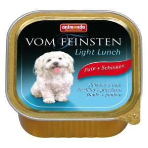 Animonda vom Feinsten Light Lunch 6 x 150 g - Pute & Schinken