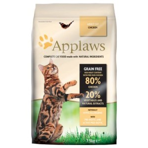 Applaws Adult Huhn - Sparpaket: 2 x 7