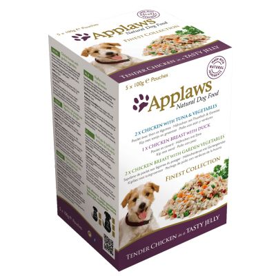 Applaws Finest Collection Multi-Pack - 5 x 100 g